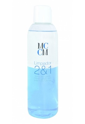 Limpiador 2x1 normal/dry skin 200 ml